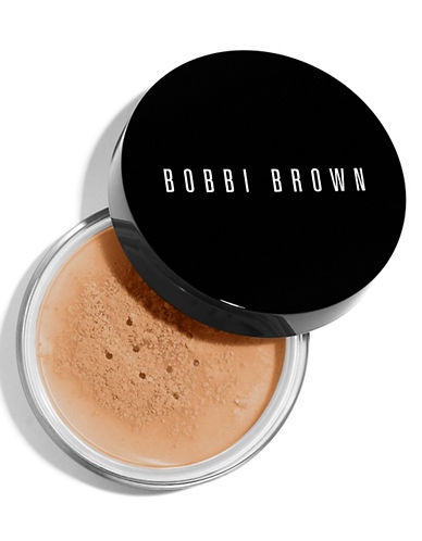 Bobbi Brown Sheer Finish Loose Powder-GOLDEN BROWN-One Size