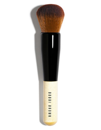 Bobbi Brown Full Coverage Face Brush-NO COLOUR-One Size