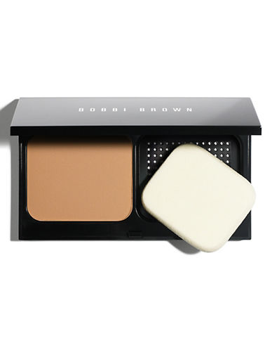 Bobbi Brown Skin Weightless Powder Foundation-WARM NATURAL-One Size