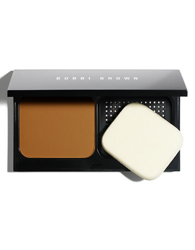 Bobbi Brown Skin Weightless Powder Foundation-WARM ALMOND-One Size