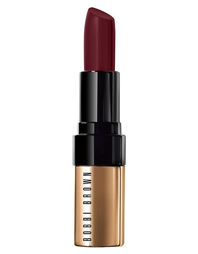 Bobbi Brown Luxe Lip Colour-PLUM BRANDY-One Size