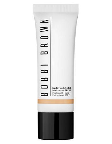 Bobbi Brown Nude Finish Tinted Moisturizer SPF 15-LIGHT TINT-One Size