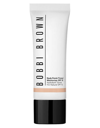 Bobbi Brown Nude Finish Tinted Moisturizer SPF 15-EXTRA LIGHT-One Size