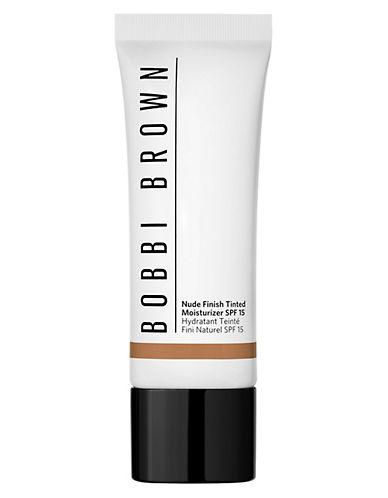 Bobbi Brown Nude Finish Tinted Moisturizer SPF 15-DARK TINT-One Size