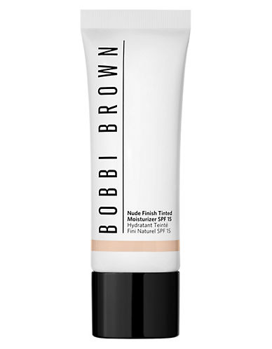 Bobbi Brown Nude Finish Tinted Moisturizer SPF 15-PORCELAIN-One Size