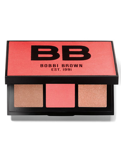 Bobbi Brown Peach Illuminating Cheek Palette-PEACH-One Size