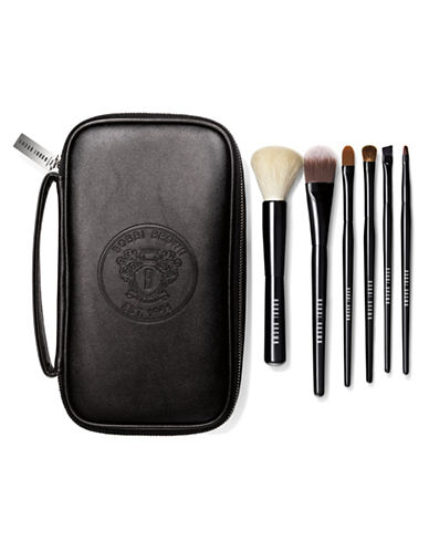 Bobbi Brown Five-Piece Classic Brush Collection-NO COLOUR-One Size
