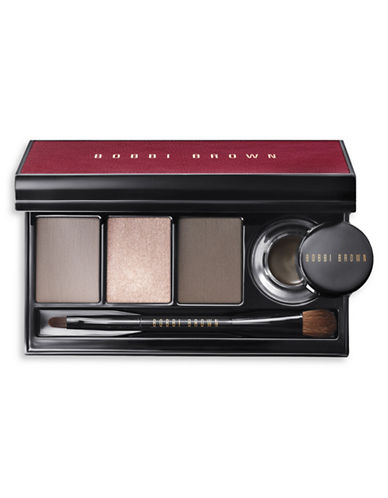 Bobbi Brown Satin and Caviar Shadow and Long-Wear Gel Eyeliner Palette-NO COLOR-One Size