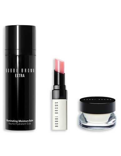 Bobbi Brown Three-Piece Extra Glow Skincare Set-GLOW-One Size