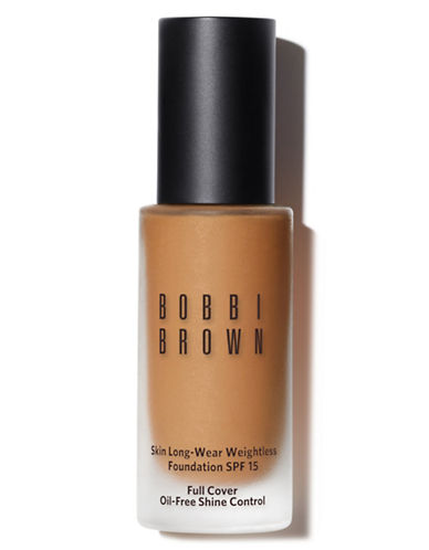 Bobbi Brown Skin Long-Wear Weightless Foundation SPF-HONEY-One Size