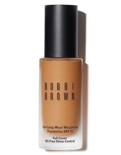 Bobbi Brown Skin Long-Wear Weightless Foundation SPF-WARM NATUR-One Size