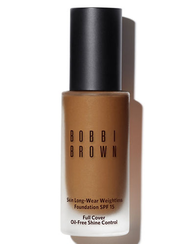Bobbi Brown Skin Long-Wear Weightless Foundation SPF-GOLD ALMND-One Size