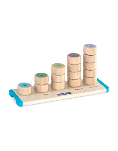 Guidecraft Inc Count and Stack Poppers-MULTI-One Size