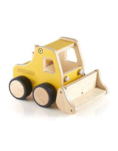 Guidecraft Inc Plywood Front Loader-MULTICOLOR-One Size
