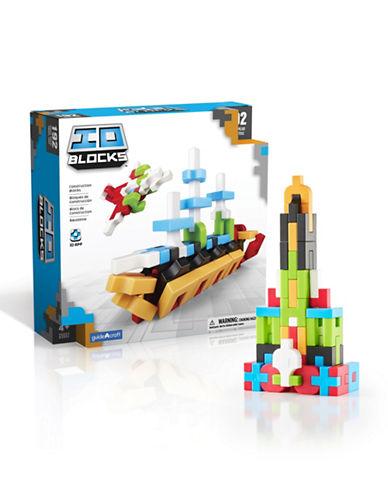 Guidecraft Inc IO Blocks 192-Piece Set-MULTICOLOR-One Size