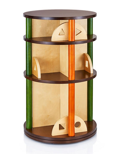 Guidecraft Inc See and Store Media Carousel-MULTI-COLOUR-One Size