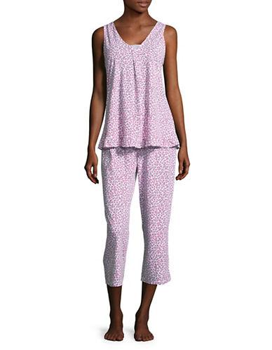 Aria Two-Piece Pyjama Set-MULTI-Medium