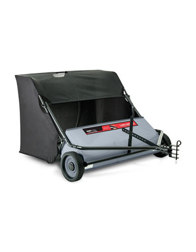 Ohio Steel 42-Inch Lawn Sweeper-GREY-One Size
