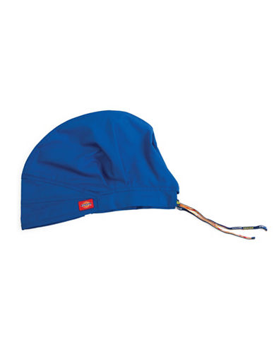Dickies Antimicrobial Scrub Hat-ROYAL-One Size