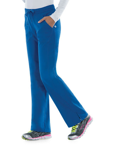 Dickies Antimicrobial Low Rise Straight Leg Drawstring Pants-ROYAL-Small