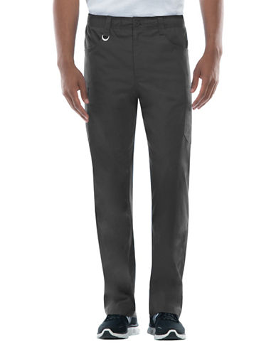 Dickies Antimicrobial Zip Fly Pull-On Pants-PEWTER-XX-Large