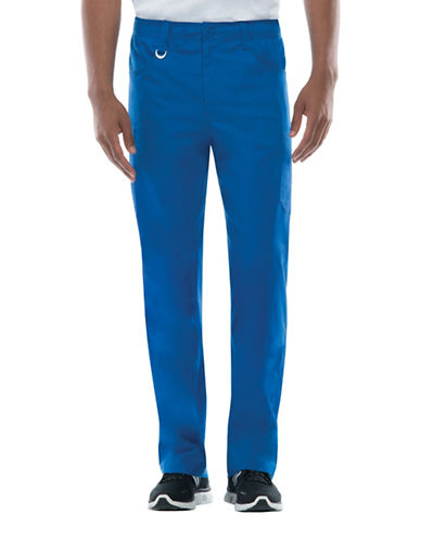 Dickies Antimicrobial Zip Fly Pull-On Pants-ROYAL-Medium