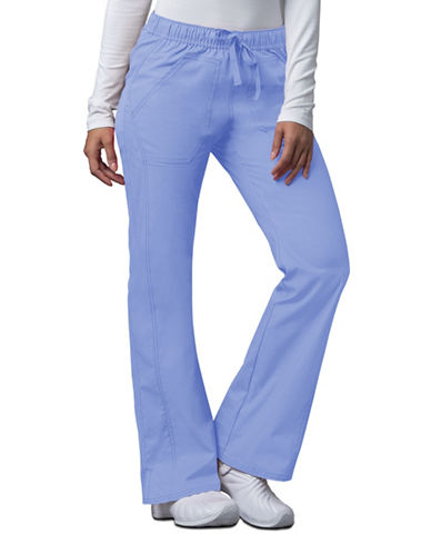 Dickies Antimicrobial Low Rise Straight Leg Drawstring Pants-CIEL-X-Large
