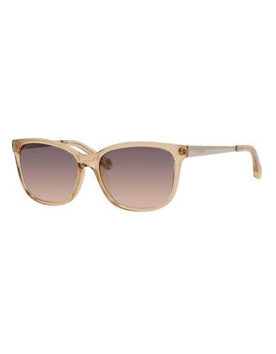 Fossil Wayfarer 3038 Sunglasses-TAN CRYSTAL-One Size