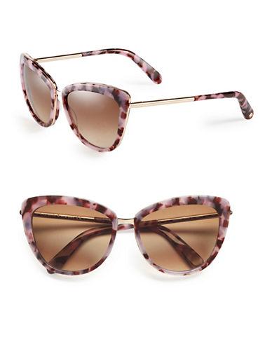 Kate Spade New York Kandi Sunglasses-PINK TORTOISE-One Size
