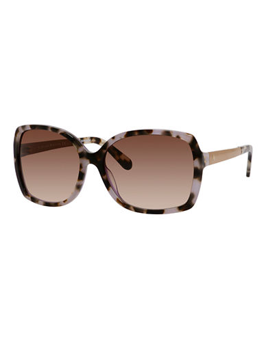 Kate Spade New York Darilynn Sunglasses-TORTOISE-One Size