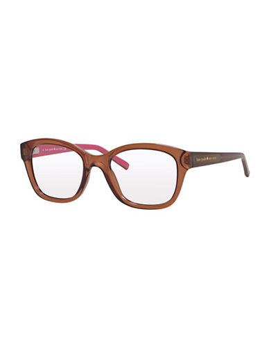 Kate Spade New York Tanya Reading Glasses-BROWN-1
