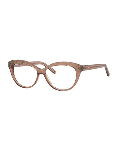 Kate Spade New York Zabrina 52mm Reading Glasses-BROWN-1