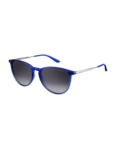 Carrera 5030/S 54mm Square Sunglasses-BLUE-One Size