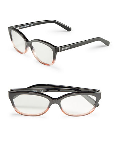 Bobbi Brown 54mm Mulberry Reading Glasses-BLACK-2.5
