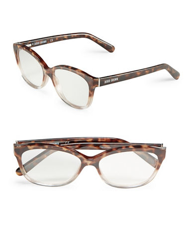 Bobbi Brown 54mm Mulberry Reading Glasses-BROWN-1