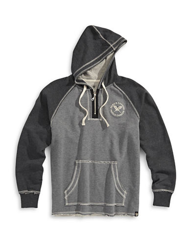 Parks Canada Original Parks Canada Flatlock Hoodie-NAVY-Small 87540615_NAVY_Small