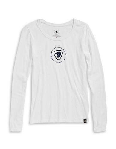 Parks Canada Original Parks Canada Long Sleeve Tee-WHITE-X-Small 87540645_WHITE_X-Small