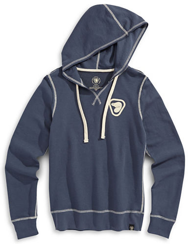 Parks Canada Original Parks Canada Pullover Hoodie-NAVY-X-Small 87540650_NAVY_X-Small