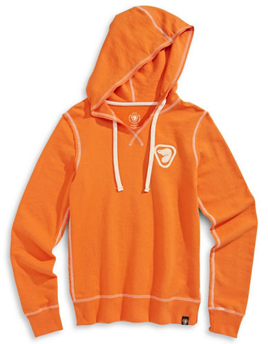 Parks Canada Original Parks Canada Pullover Hoodie-TANGERINE-Small 87540656_TANGERINE_Small