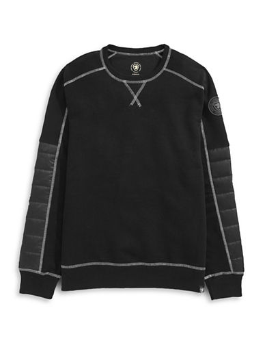 Parks Canada Original Insulated Sleeve Sweater-BLACK-X-Large 87880809_BLACK_X-Large
