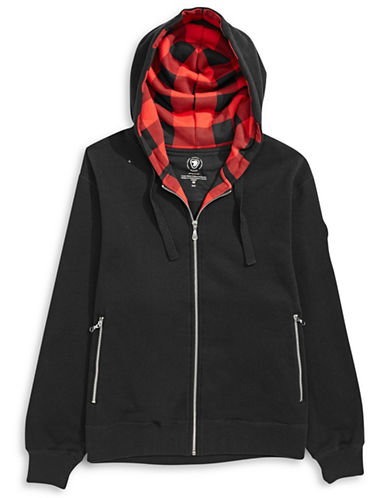Parks Canada Original Arm Crest Zip Hoodie-BLACK-XX-Large 87880815_BLACK_XX-Large