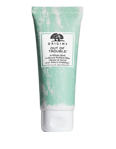 Origins Out Of Trouble  10 Minute Mask To Rescue Problem Skin-NO COLOUR-100