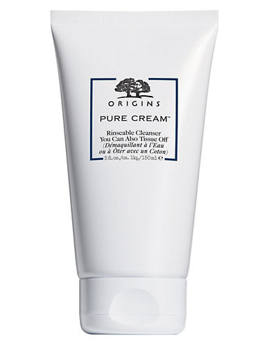 Origins Pure Cream  Rinseable Cleanser You Can Also Tissue Off-NO COLOUR-One Size