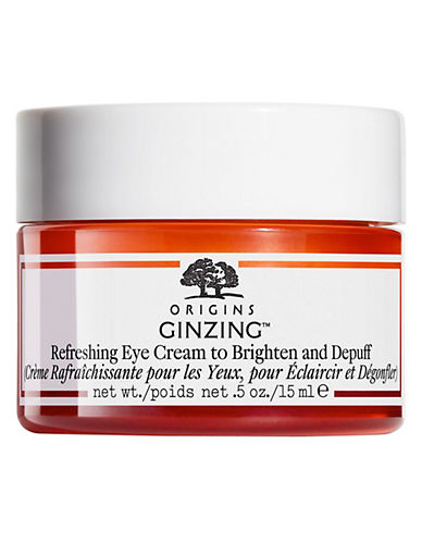 Origins Ginzing   Refreshing Eye Cream To Brighten And Depuff-NO COLOUR-One Size