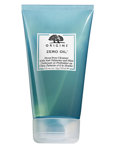 Origins Zero Oil  Deep Pore Cleanser With Saw Palmetto and Mint-NO COLOUR-One Size