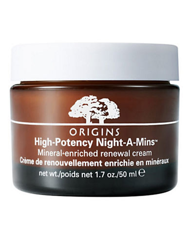 Origins High Potency Night-A-Mins TM Mineralenriched renewal cream-NO COLOUR-50 ml