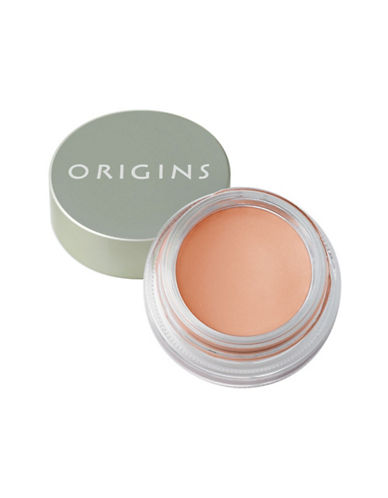 Origins Ginzing Brightening Cream Eye Shadow-SUGAR PEACH-One Size