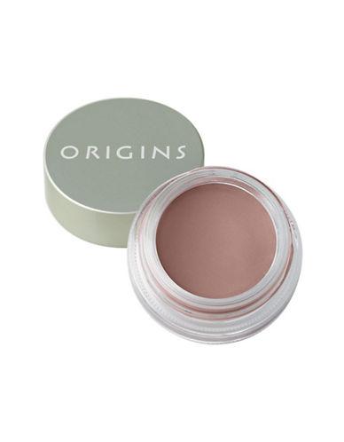 Origins Ginzing Brightening Cream Eye Shadow-COFFEE BUZZ-One Size