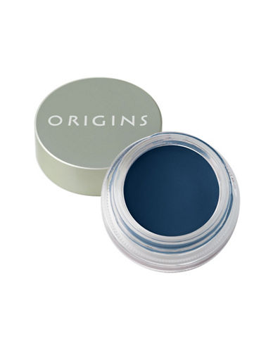 Origins Ginzing Brightening Cream Eye Shadow-BLUE-TIFUL BURST-One Size