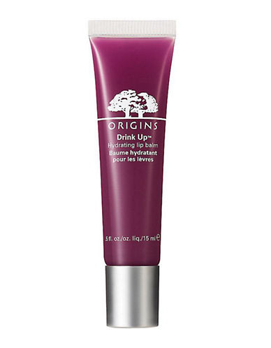 Origins Drink Up Hydrating Lip Balm-PLUM PUNCH-One Size